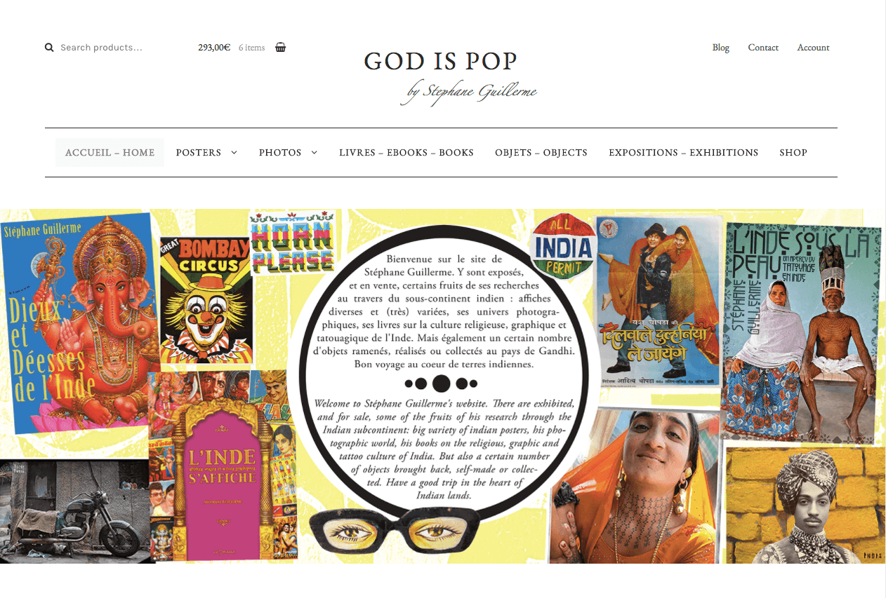 God Is Pop - simonfaure.com