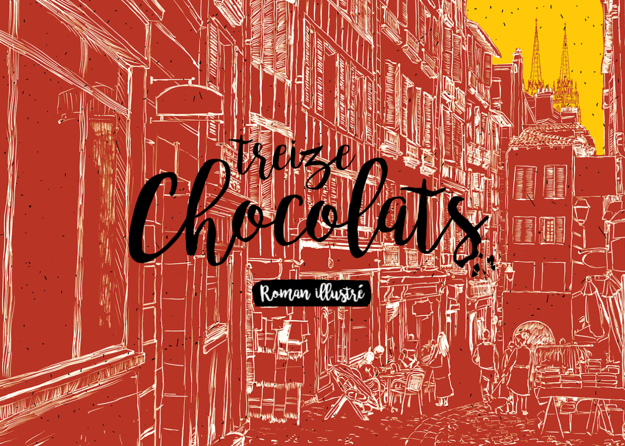 treize chocolats - simonfaure.com